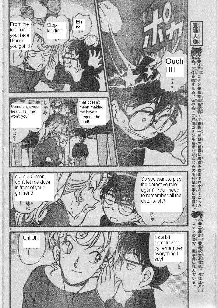 Detective Conan Chapter 416  Online Free Manga Read Image 4