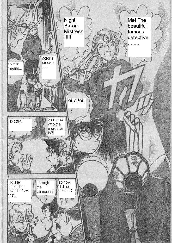 Detective Conan Chapter 416  Online Free Manga Read Image 6