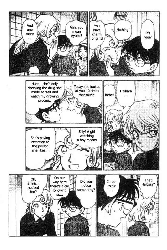 Detective Conan Chapter 417  Online Free Manga Read Image 11