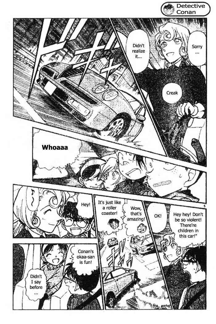 Detective Conan Chapter 417  Online Free Manga Read Image 5