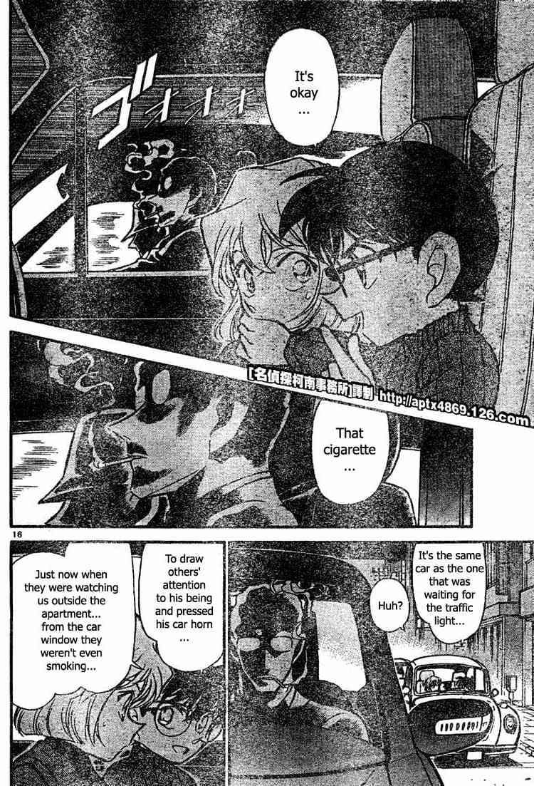 Detective Conan Chapter 419  Online Free Manga Read Image 16