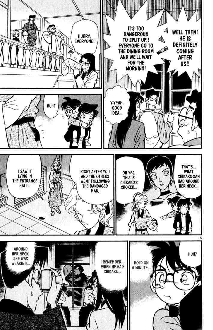 Detective Conan Chapter 42  Online Free Manga Read Image 15