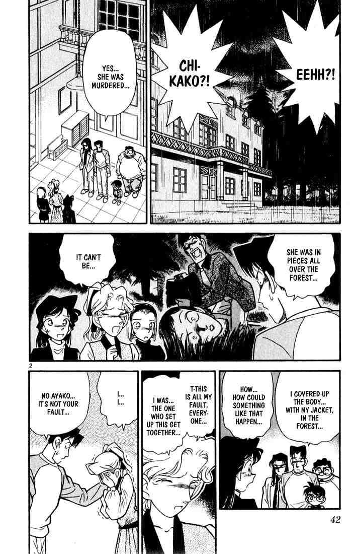 Detective Conan Chapter 42  Online Free Manga Read Image 2