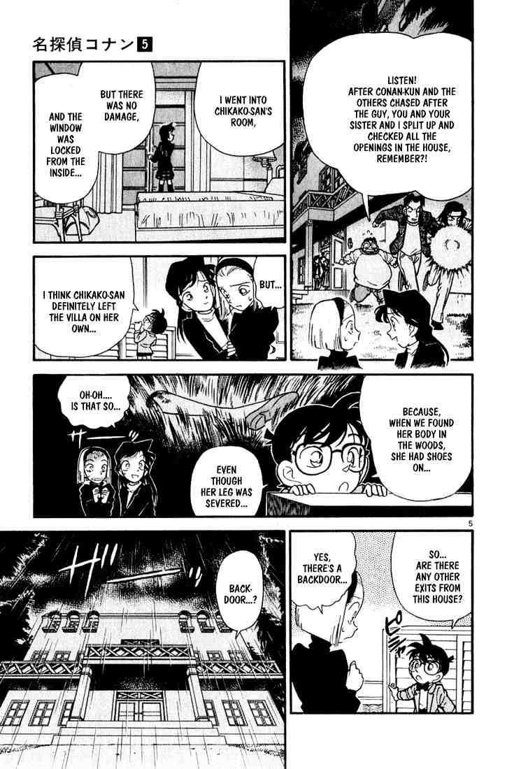 Detective Conan Chapter 42  Online Free Manga Read Image 5