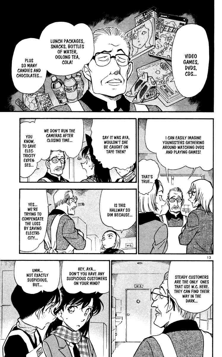 Detective Conan Chapter 426  Online Free Manga Read Image 13