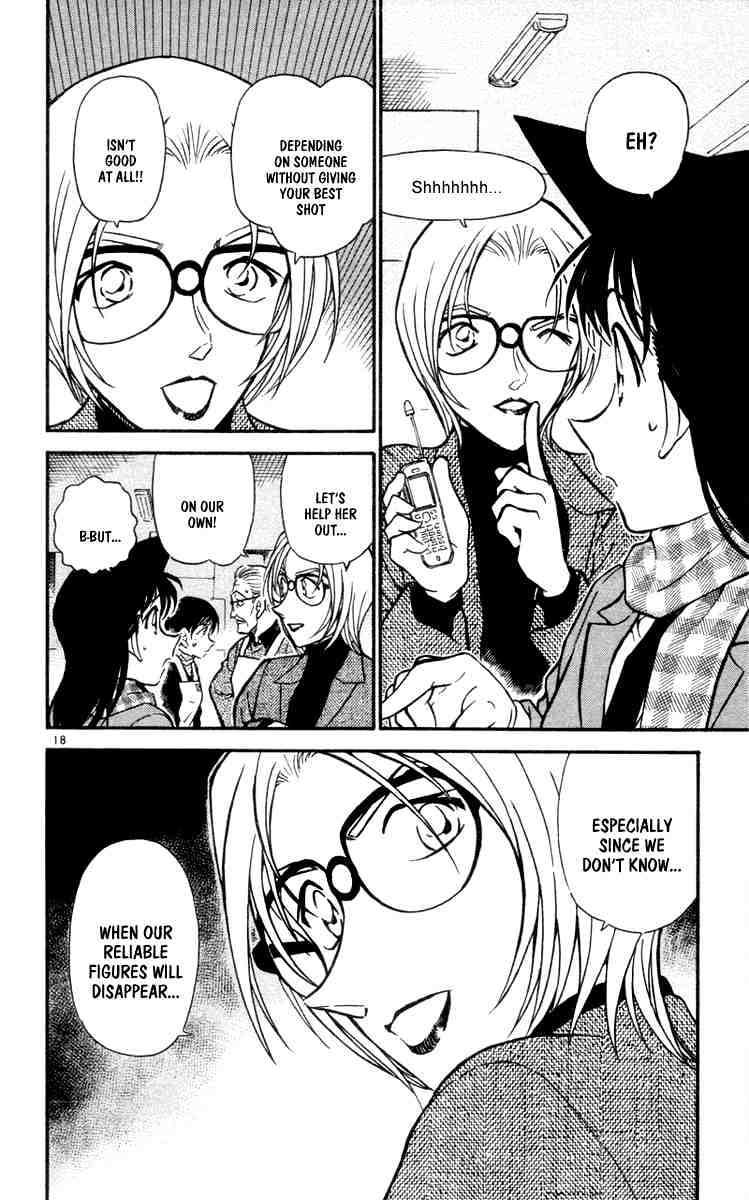 Detective Conan Chapter 426  Online Free Manga Read Image 18