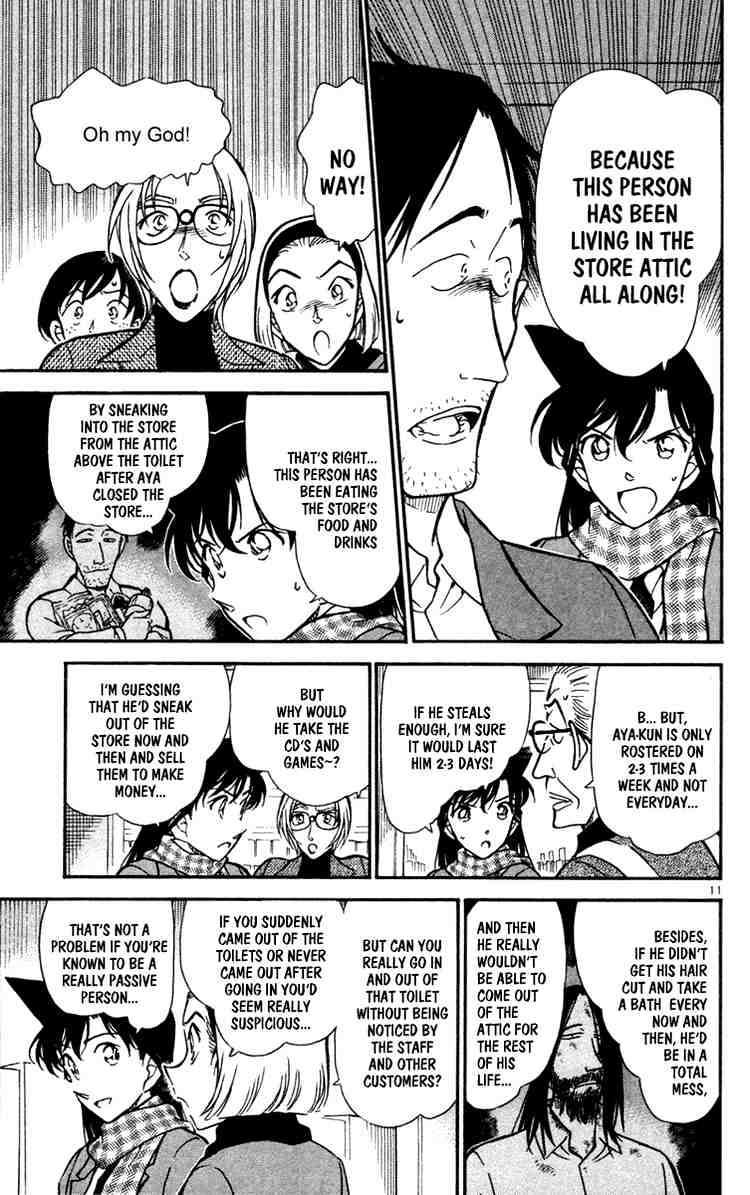 Detective Conan Chapter 428  Online Free Manga Read Image 11