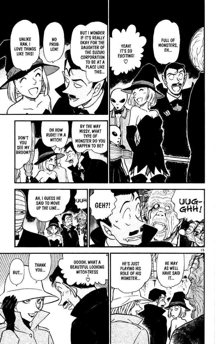Detective Conan Chapter 429  Online Free Manga Read Image 15