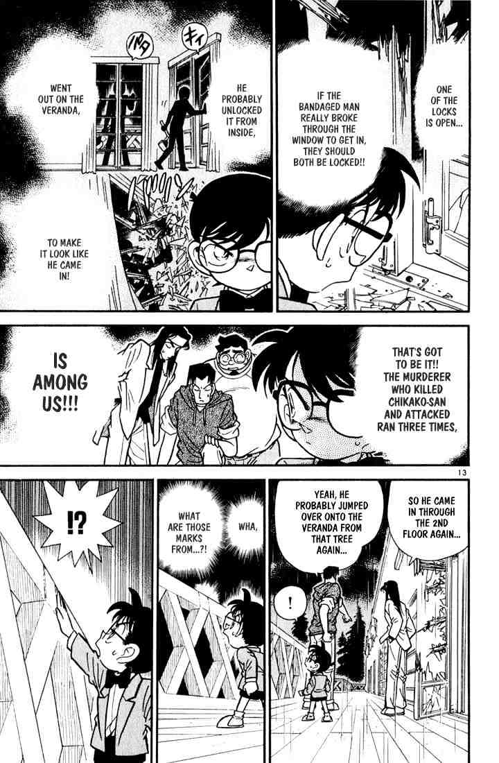Detective Conan Chapter 43  Online Free Manga Read Image 13