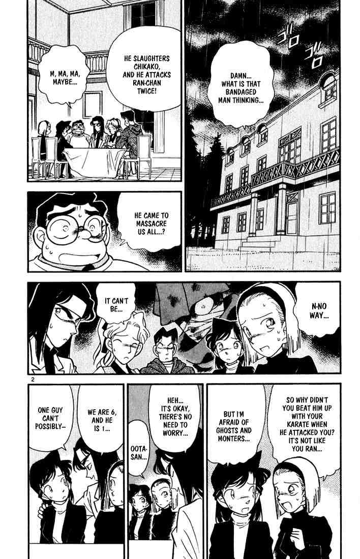 Detective Conan Chapter 43  Online Free Manga Read Image 2