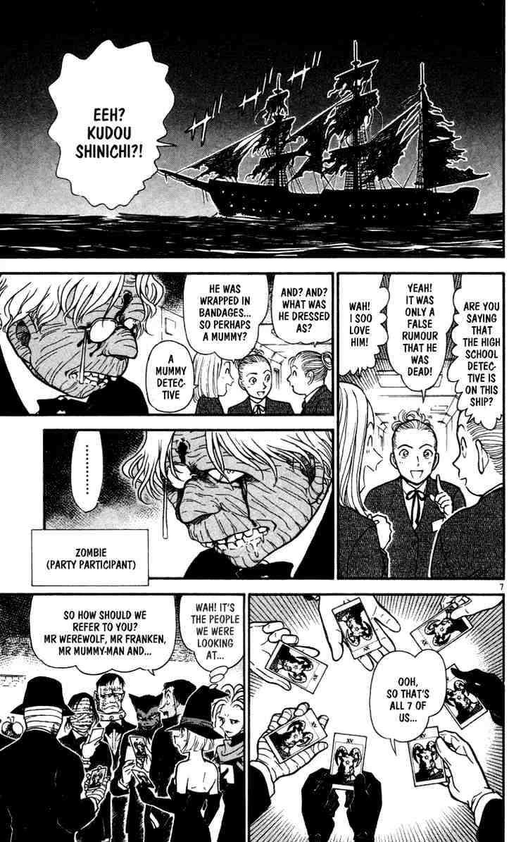 Detective Conan Chapter 430  Online Free Manga Read Image 7
