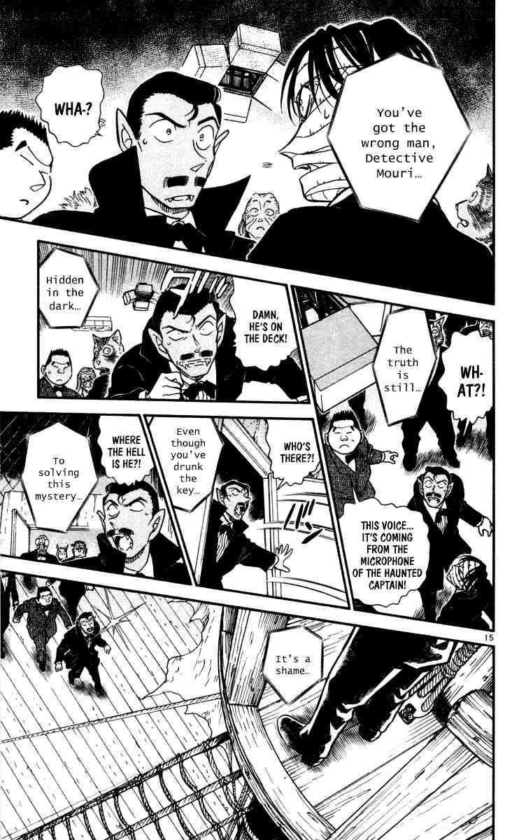 Detective Conan Chapter 431  Online Free Manga Read Image 15