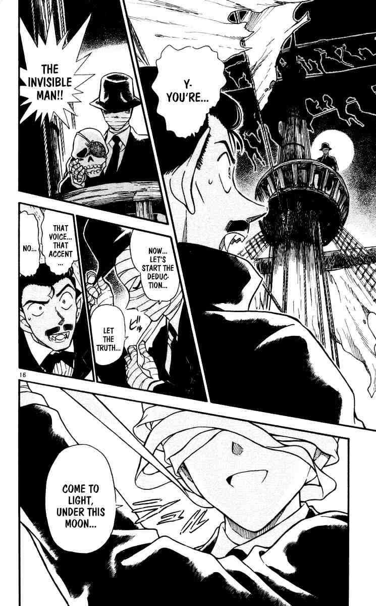 Detective Conan Chapter 431  Online Free Manga Read Image 16