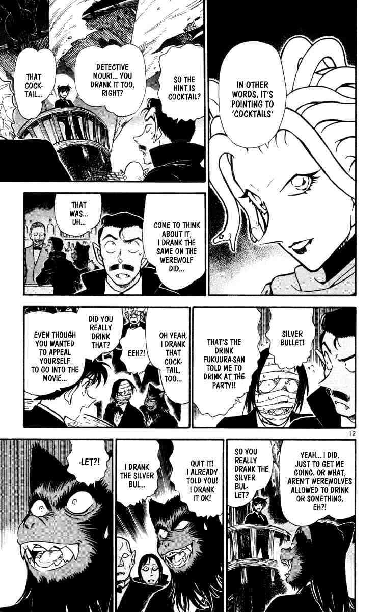 Detective Conan Chapter 432  Online Free Manga Read Image 13