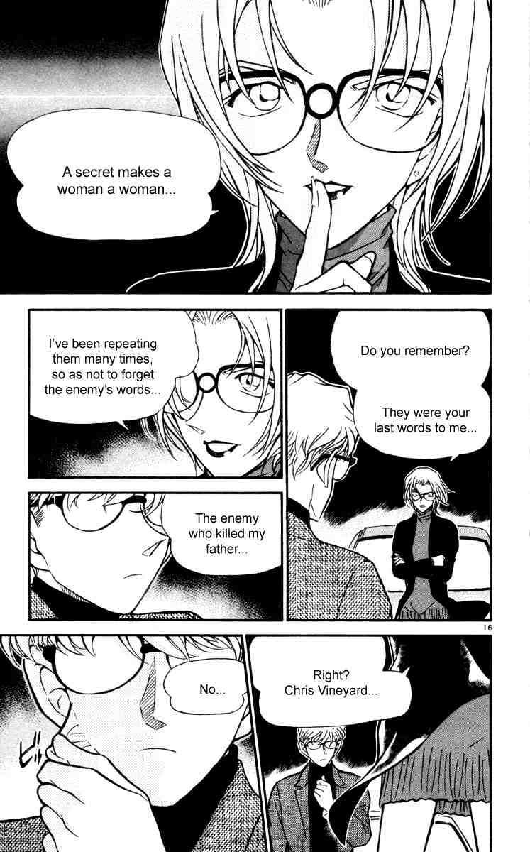 Detective Conan Chapter 432  Online Free Manga Read Image 17