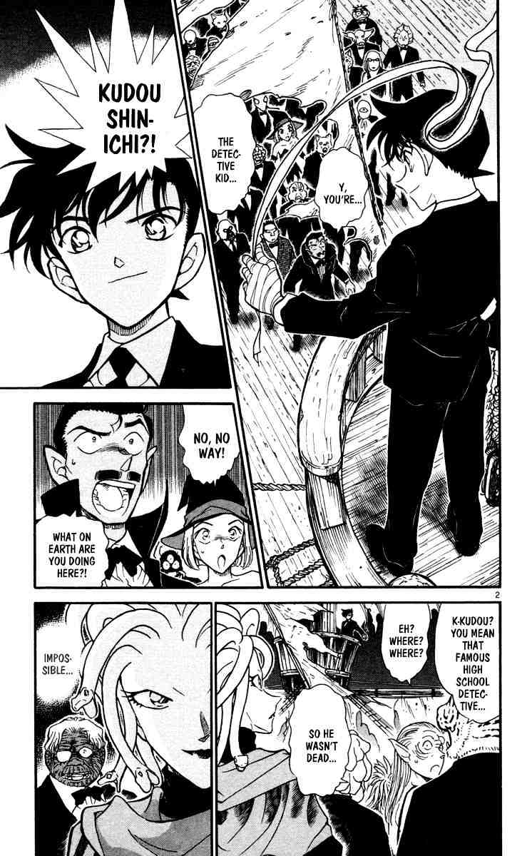 Detective Conan Chapter 432  Online Free Manga Read Image 3