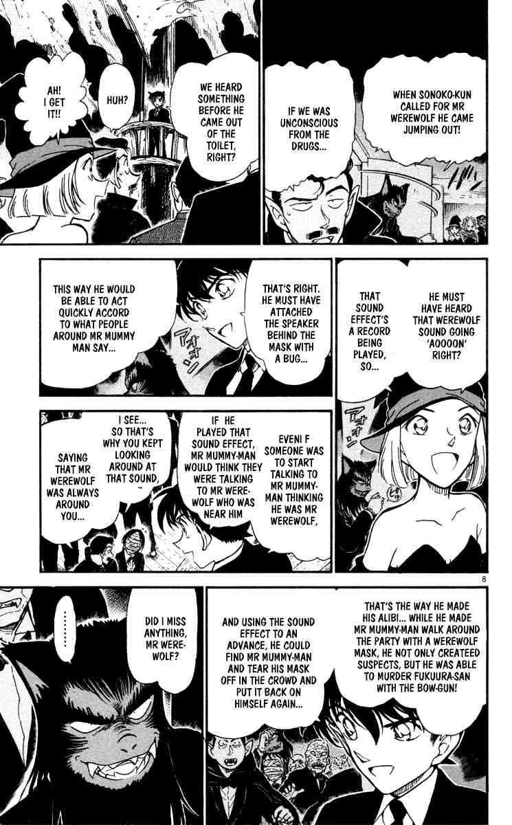 Detective Conan Chapter 432  Online Free Manga Read Image 9