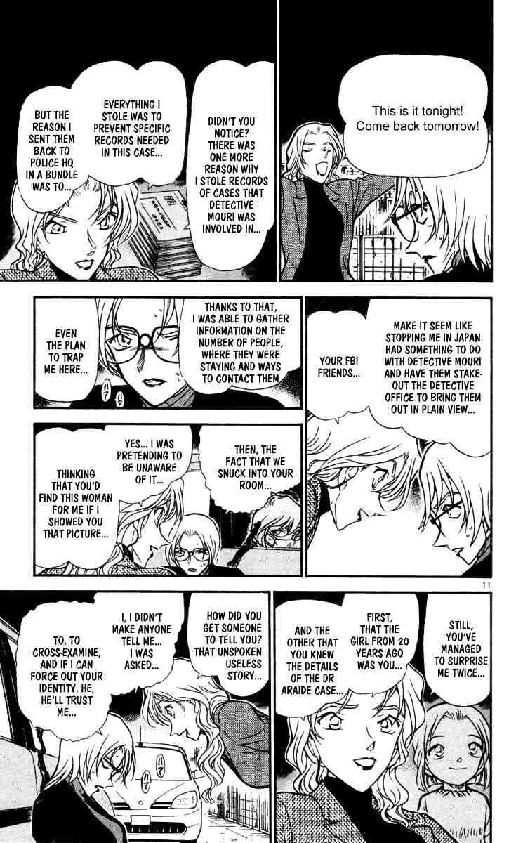 Detective Conan Chapter 433  Online Free Manga Read Image 11
