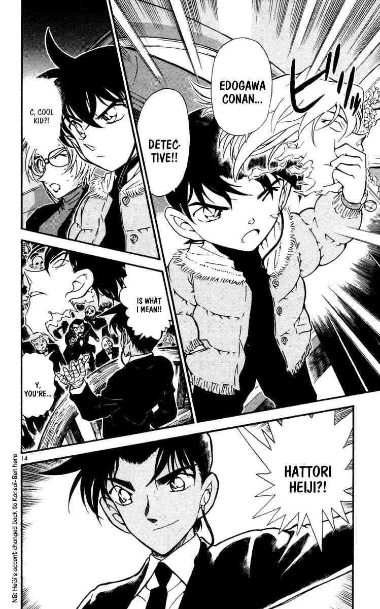 Detective Conan Chapter 433  Online Free Manga Read Image 14