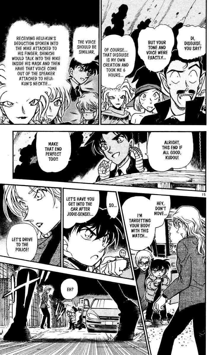Detective Conan Chapter 433  Online Free Manga Read Image 15