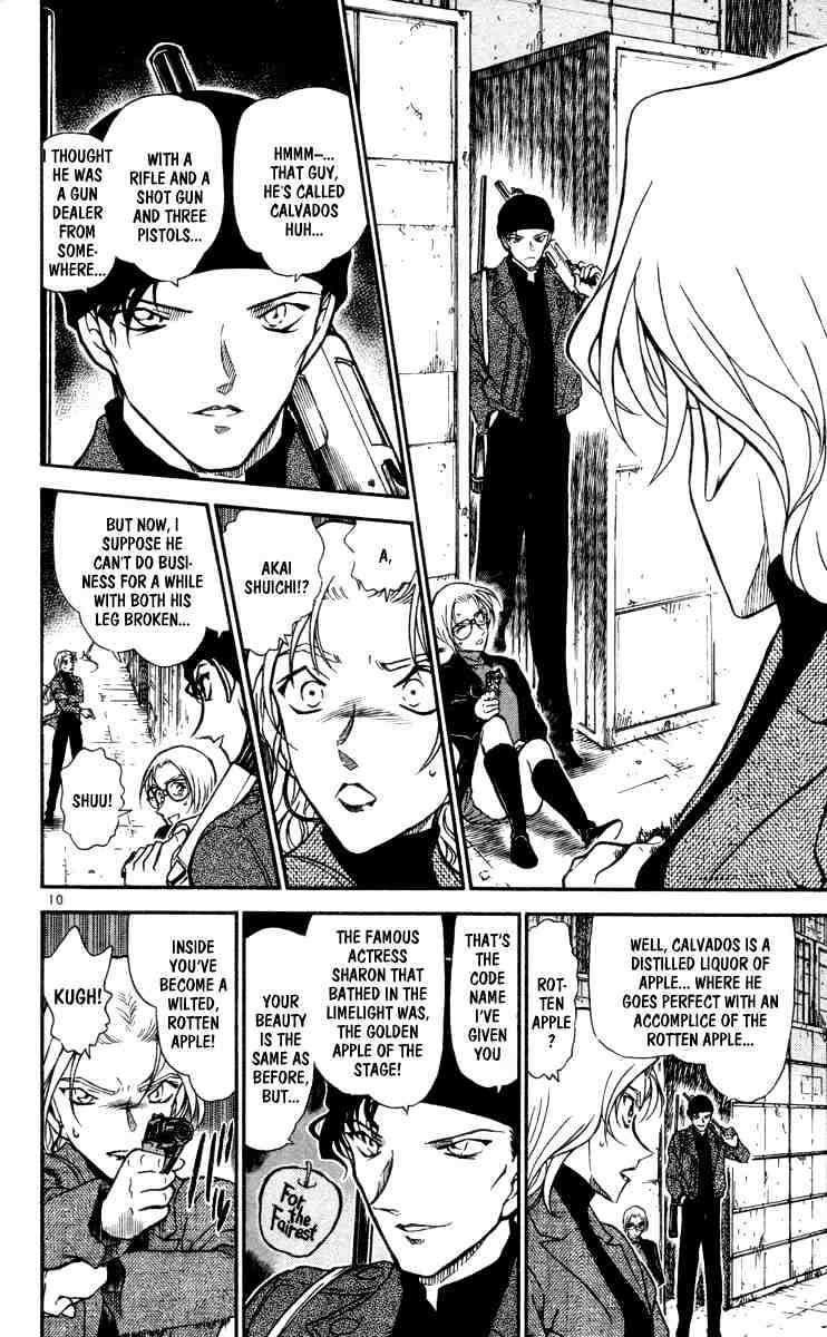 Detective Conan Chapter 434  Online Free Manga Read Image 10