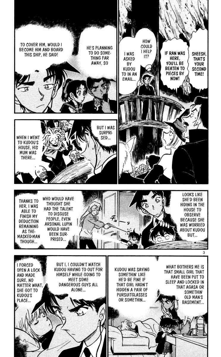 Detective Conan Chapter 434  Online Free Manga Read Image 3