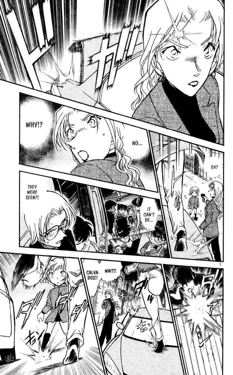 Detective Conan Chapter 434  Online Free Manga Read Image 7