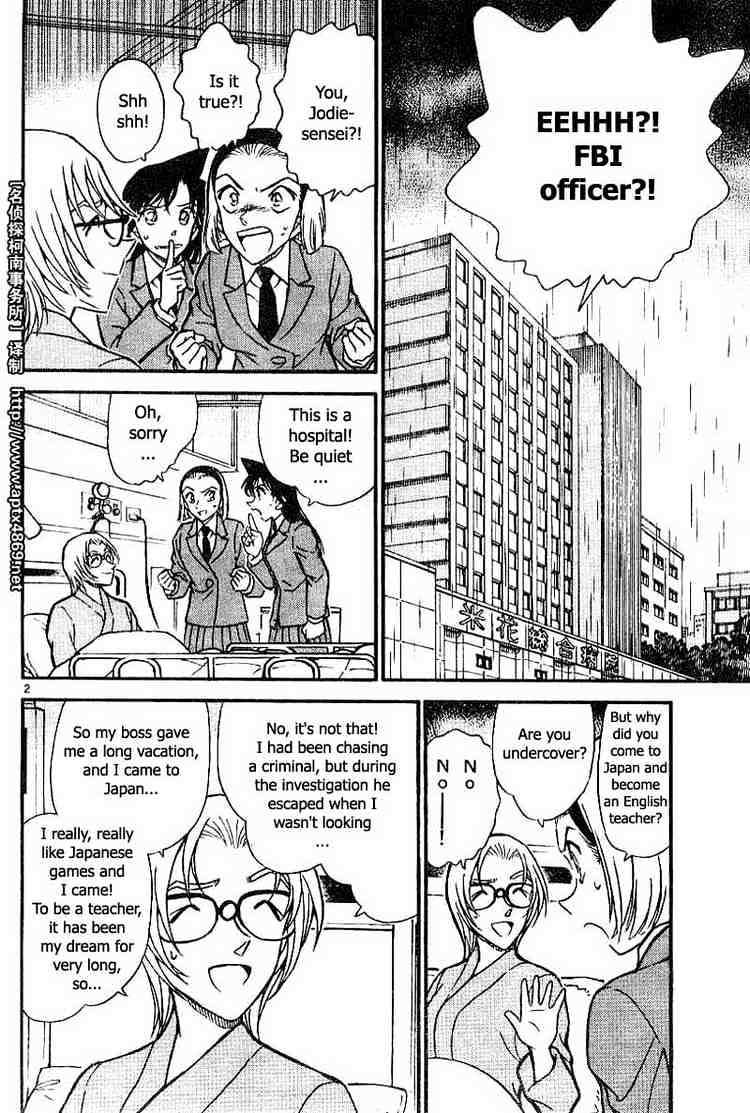 Detective Conan Chapter 435  Online Free Manga Read Image 2