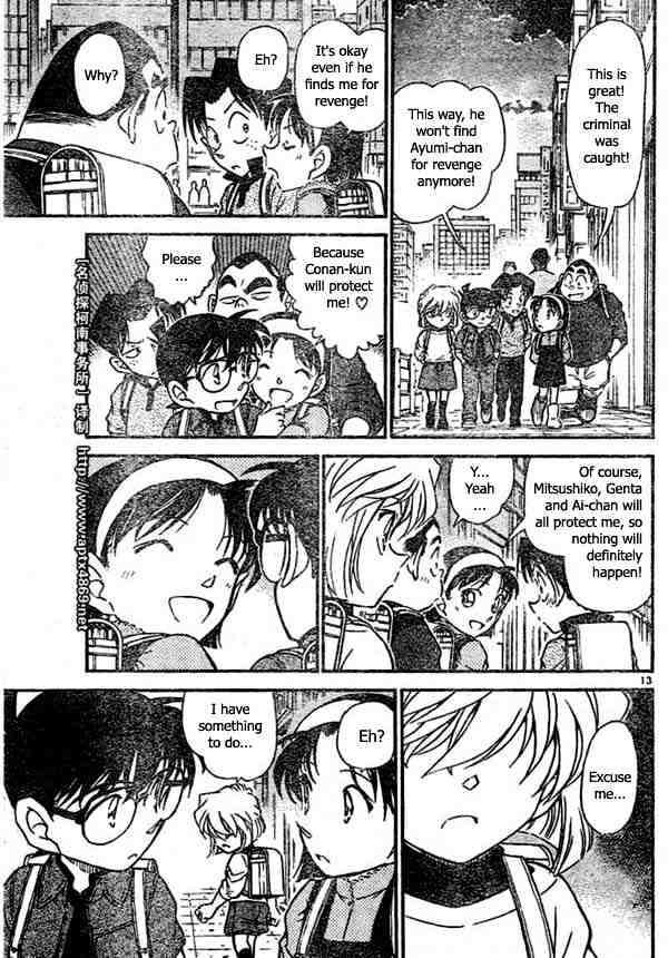 Detective Conan Chapter 437  Online Free Manga Read Image 13