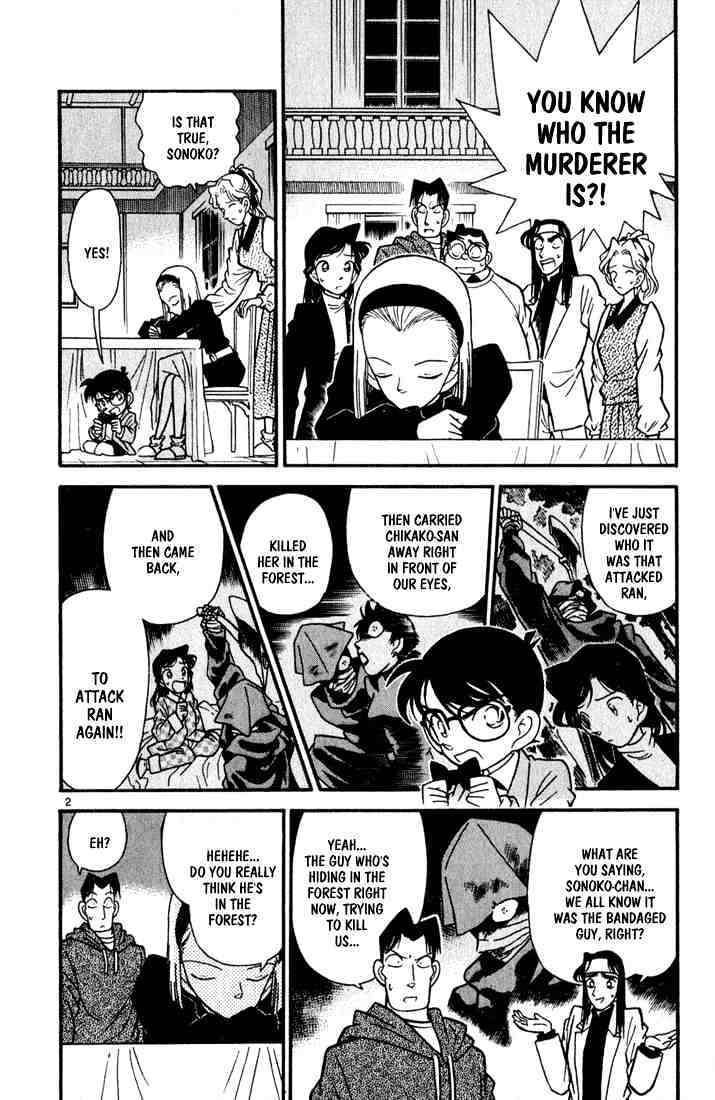 Detective Conan Chapter 44  Online Free Manga Read Image 2