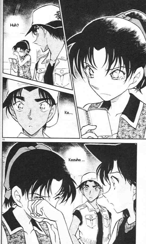Detective Conan Chapter 442  Online Free Manga Read Image 16