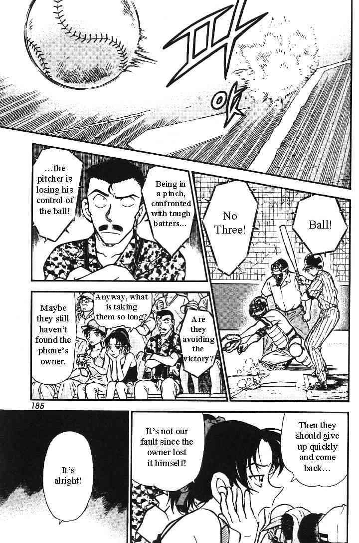 Detective Conan Chapter 446  Online Free Manga Read Image 9