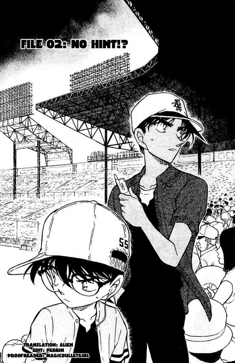 Detective Conan Chapter 448  Online Free Manga Read Image 1