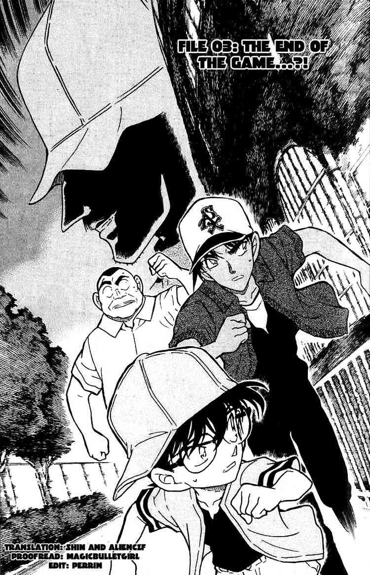 Detective Conan Chapter 449  Online Free Manga Read Image 1