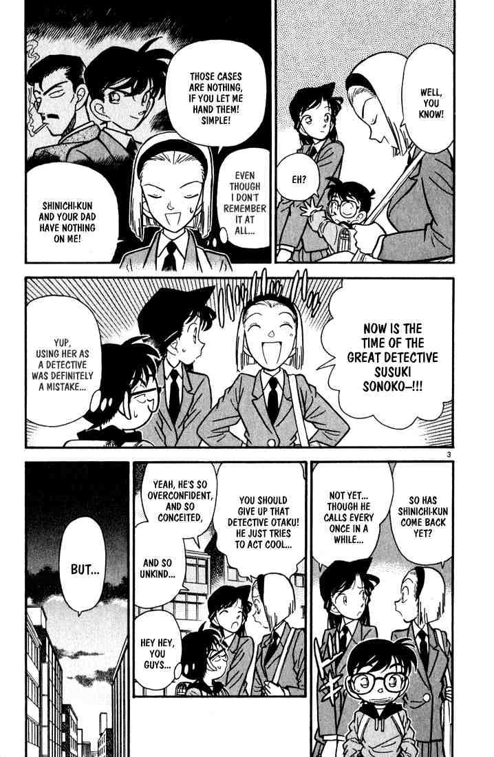 Detective Conan Chapter 45  Online Free Manga Read Image 3