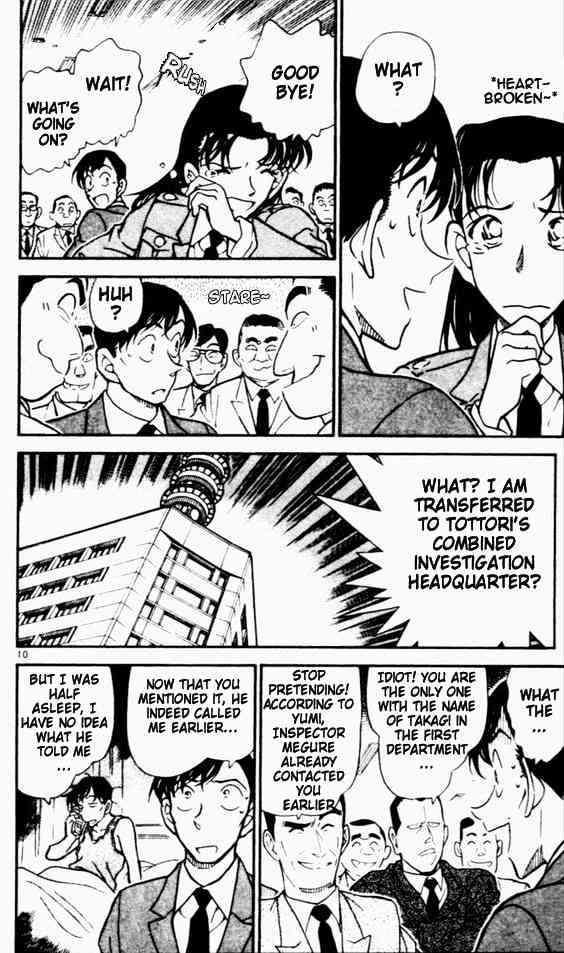 Detective Conan Chapter 450  Online Free Manga Read Image 10