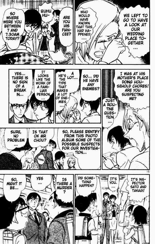 Detective Conan Chapter 450  Online Free Manga Read Image 15