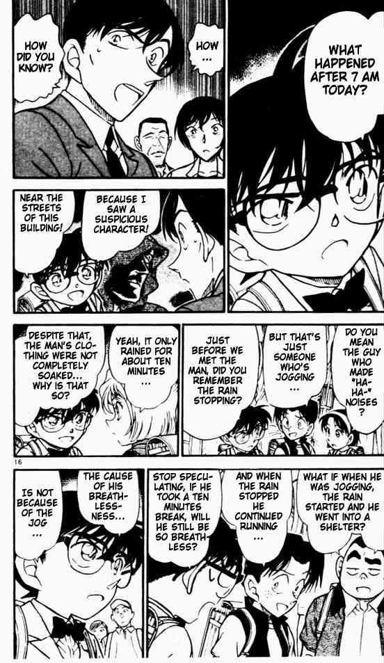 Detective Conan Chapter 450  Online Free Manga Read Image 16