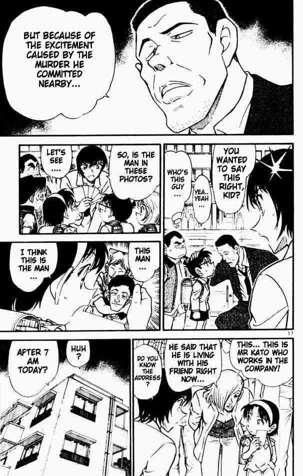 Detective Conan Chapter 450  Online Free Manga Read Image 17
