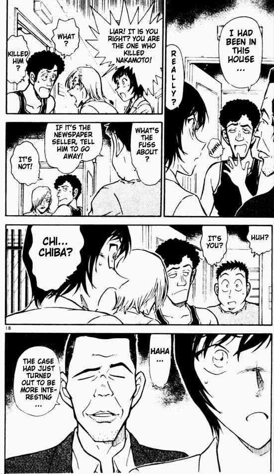 Detective Conan Chapter 450  Online Free Manga Read Image 18
