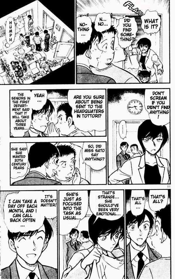 Detective Conan Chapter 451  Online Free Manga Read Image 11