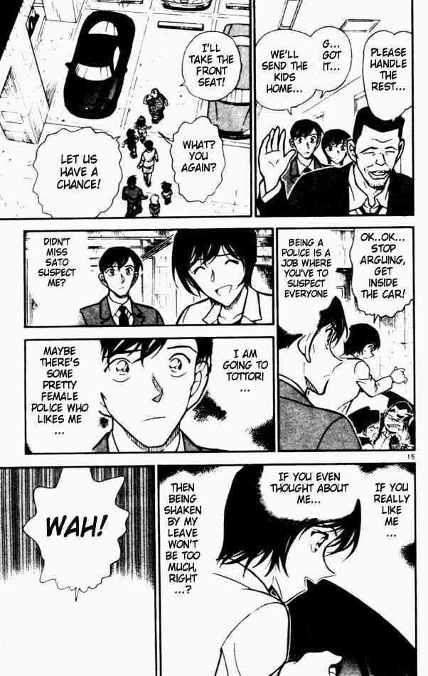 Detective Conan Chapter 452  Online Free Manga Read Image 15