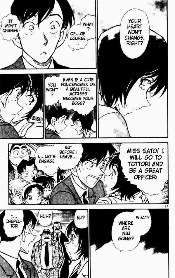 Detective Conan Chapter 452  Online Free Manga Read Image 17