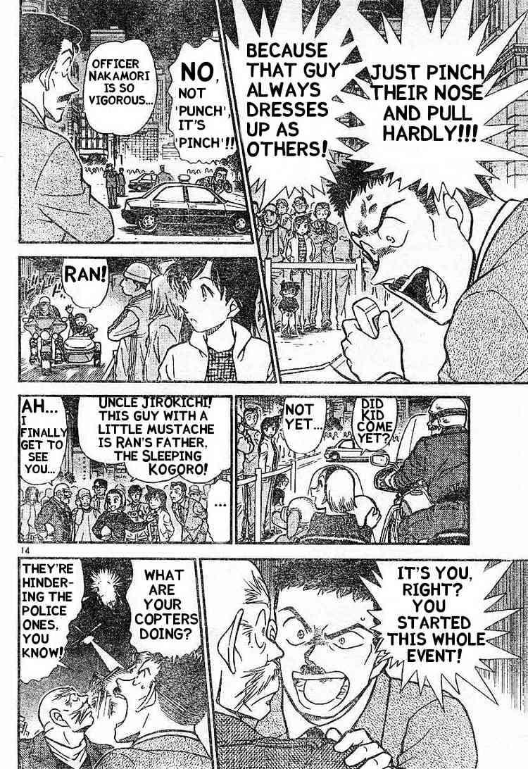 Detective Conan Chapter 453  Online Free Manga Read Image 13