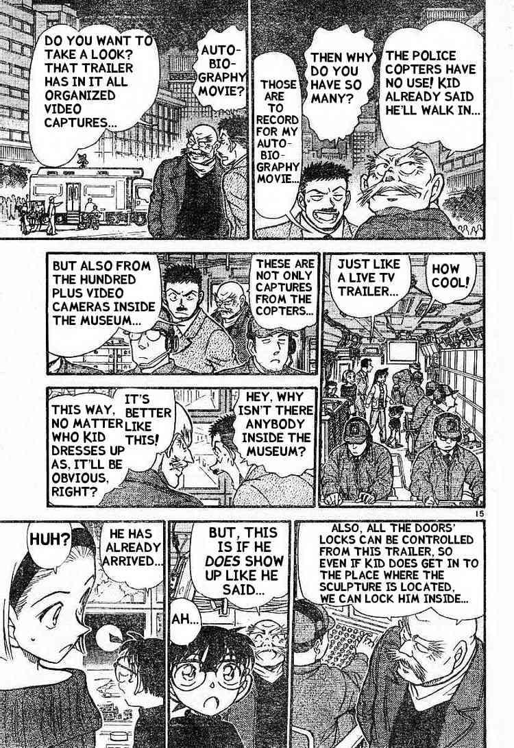 Detective Conan Chapter 453  Online Free Manga Read Image 14