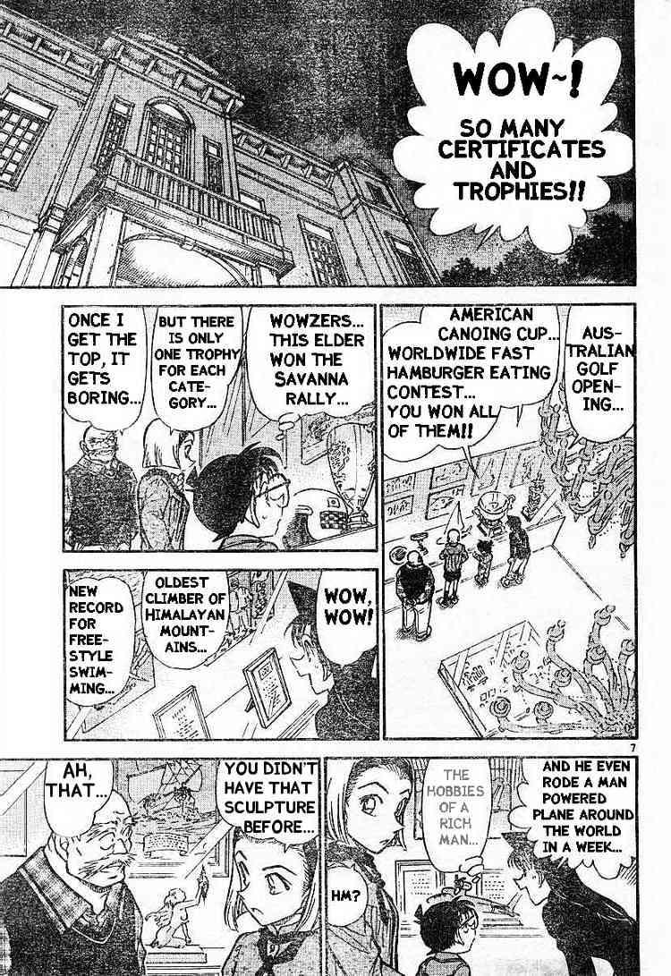 Detective Conan Chapter 453  Online Free Manga Read Image 7