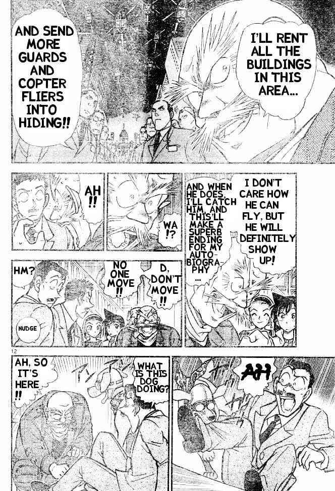 Detective Conan Chapter 454  Online Free Manga Read Image 12