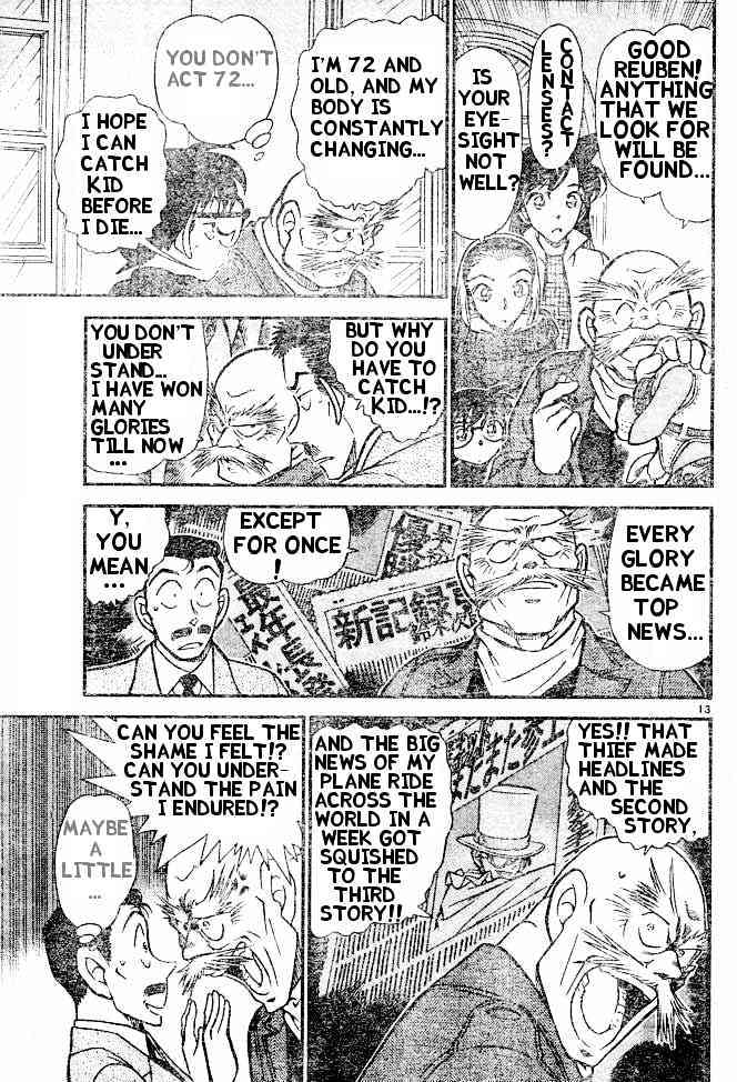 Detective Conan Chapter 454  Online Free Manga Read Image 13
