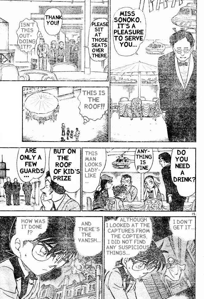 Detective Conan Chapter 454  Online Free Manga Read Image 15