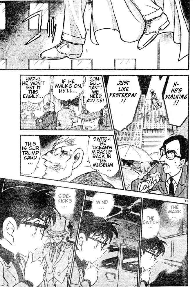 Detective Conan Chapter 455  Online Free Manga Read Image 15